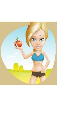 Сбросить вес, похудела