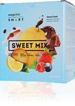 Energy Diet Smart «Sweet Mix» blue